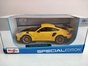 Maisto 1:24 Porsche 911 GT2 RS