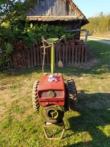 Motokultivator IMT l, malo korišten!!!