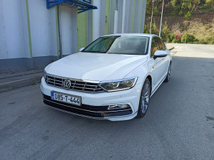 VW Passat B8 R line 2015. - FULL, VIRTUELNI SAT, ČIP