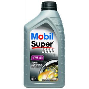 10W40 Super 2000 X1 (1L) MOBIL