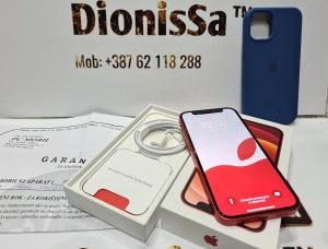 IPhone 12 Mini - 128GB Red Product/Kao Nov/Garancija