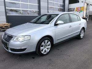VW pasat 6 1.9 tdi 77 kw 2008 god registrovan