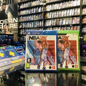 PS4 NBA 2K22 (PlayStation 4) PREORDER PS5 5