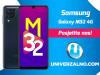 Samsung Galaxy M32 128GB (6GB RAM) 4G (Azijski model)
