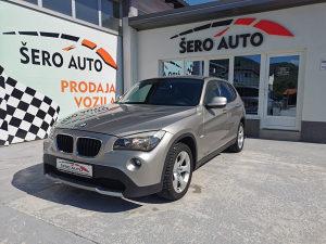 BMW X1 2.0 D 2011 GODIŠTE RATA 355 KM MJESEČNO