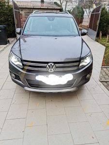 Volkswagen Tiguan DSG 4×4 KAMERA LED FUL PANORAMA