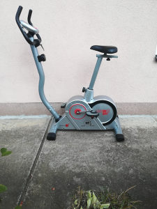 Extra sobno biciklo CHRISTOPEIT Sport Magnetic,displey