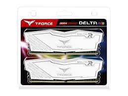 DDR4 16GB 3200MHz CL16 /Team T-Force Delta RGB Bijela
