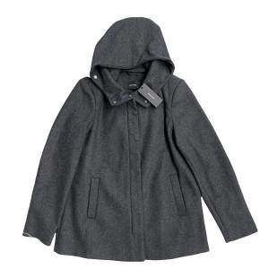 Vero Moda sivi kraći kaput ženski