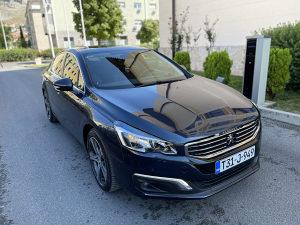 Peugeot 508 2.0 BlueHDi 180ks ALLURE sport Automatik