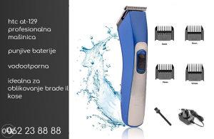 Bežični brijač-mašinica za bradu i kosu HTC AT129