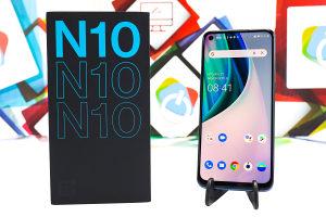 Smartphone One Plus Nord N10 5G 6GB/128GB Midnight Ice