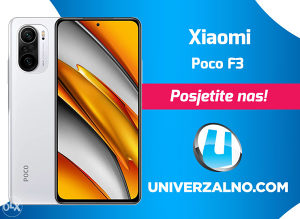 Xiaomi Poco F3 5G 256GB (8GB RAM)