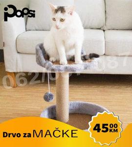Drvo za mačke