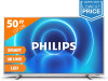 TV PHILIPS SMART 4K LED 50