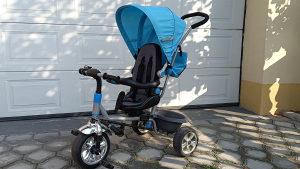 Tricikl guralica bicikl biciklo za djecu, 1-4  godine.