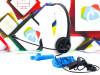 Slušalice HP Stereo USB Headset T1A67AA