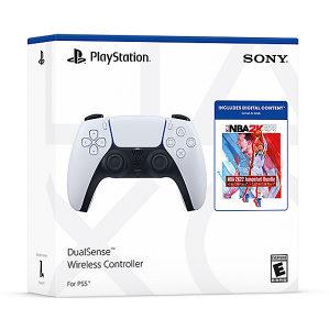 PS5 Dualsense + NBA2K22 Jumpstart Bundle voucher