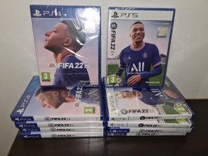 FIFA 22 (PlayStation 4 PS4 PS5) NA STANJU