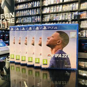 PS4 FIFA 22 (PlayStation 4) 2022
