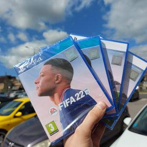 FIFA 22 PS4 Playstation 4 NA STANJU