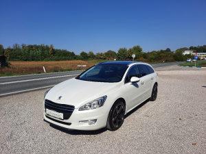 Peugeot 508 dizel 2.0 hdi sw