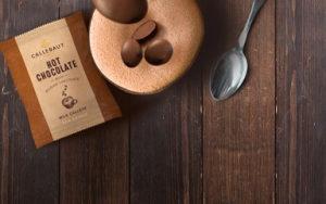 Callebaut milk - topla cokolada u granulama