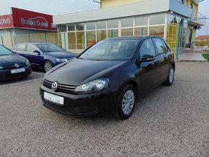 Volkswagen Golf 2.0 TDI- 2009- DERVENTA