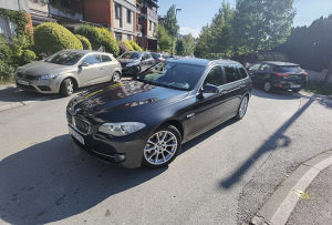BMW 530xd 530d xDrive F11 MAX FULL Soft Close Navi LED