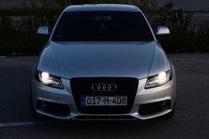 Audi A4 B8 2.7 TDI S-LINE 224 KS