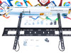 Nosač za LED LCD TV zidni Home LCDG30 60-100'' 75kg