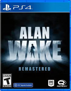 Alan Wake Remastered PS4 DIGITALNA IGRA