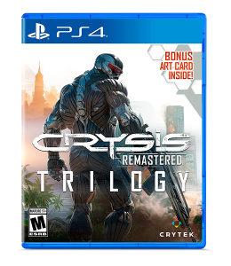 Crysis Remastered Trilogy PS4 DIGITALNA IGRA