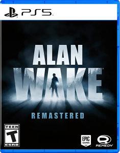 Alan Wake Remastered PS5 DIGITALNA IGRA