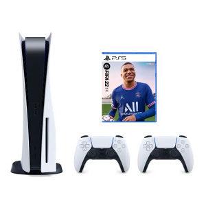 AKCIJA! SONY PLAYSTATION 5 + PS5 DUALSENSE + FIFA 22