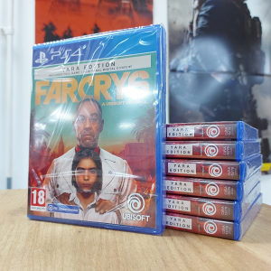 Far Cry 6 ( Farcry 6 ) PS4 Playstation 4