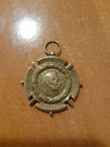 Medalja kralja petra prvog