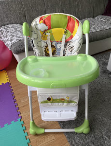 Hranilica stolica za bebe Lorelli