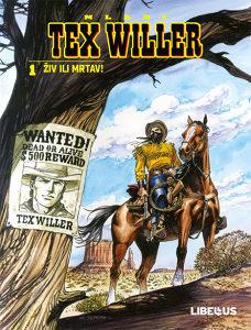 Mladi Tex  Willer 1 - 4 / LIBELLUS