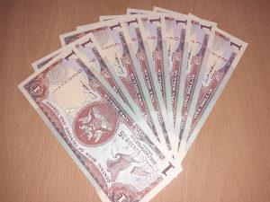 Lot 1 dollar Trinidad i Tobago UNC
