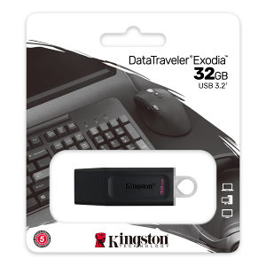 USB memory stick/stik Kingston FD 32GB USB 3.2 DTX
