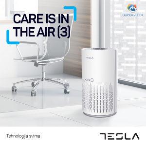 Prečistač zraka Tesla AIR3 do 22m2