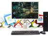Office uredski set HP 800 G1 i5 120 SSD + Acer 22''