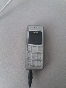 Mobitel Nokia na tipke