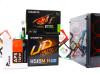 Gaming PC MS Aquarius 25; i3-10100F; GTX 1050Ti; SSD