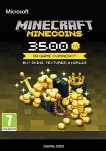 Minecraft 3500 coins - DIGITALNI KOD