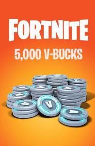 Fortnite 5000 Vbucks digitalni kod najjeftniji u Bih!