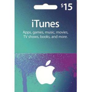 itunes 15$ digitalni kod najjeftniji u Bih!