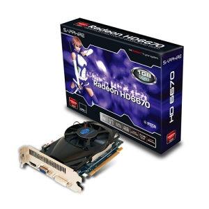 HD 6670 sapphire