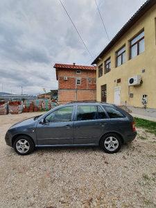 Škoda Fabia 1.4 B 2007 reg 2 2022 Zamj za Golfa 5
